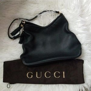 NWOT Authentic Gucci Marrakech Hobo